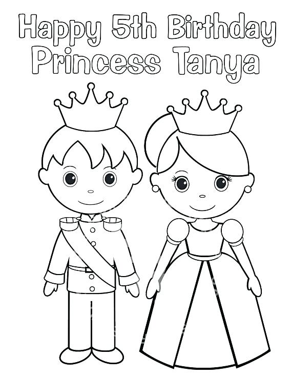 570x738 Tea Party Coloring Pages