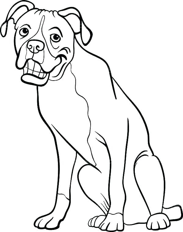 600x763 Boston Terrier Coloring Page Terrier Line Art Boston Terrier