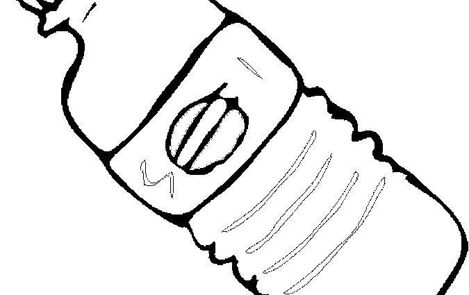 675x425 Coloring Pages Of Bottles Water Bottle Coloring Page Timeless