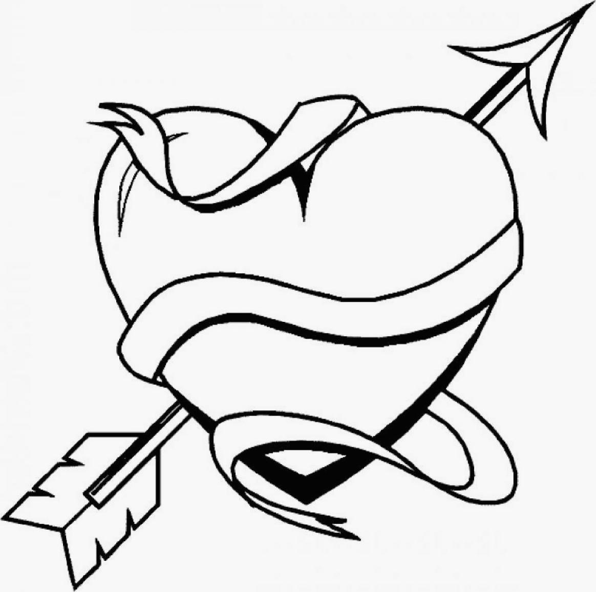 1164x1157 Fresh Bow And Arrow Coloring Pages Gallery Free Coloring Book
