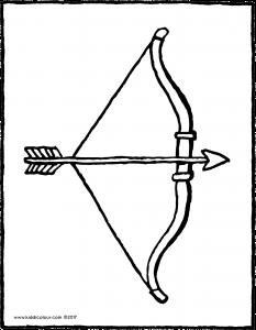 233x300 Bow And Arrow