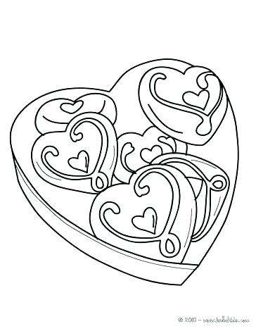 364x470 Bow Coloring Pages Bow Coloring Page