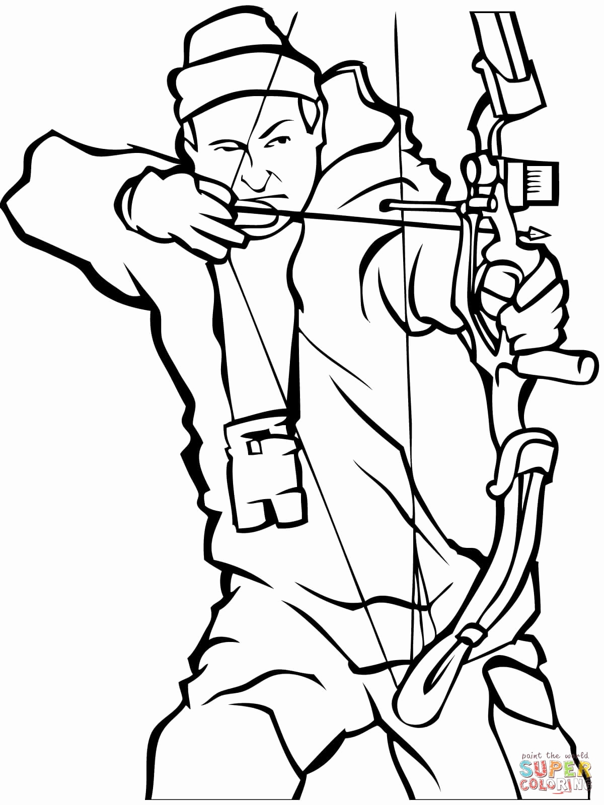 1200x1600 Bow And Arrow Coloring Pages Image Bows Coloring Pages Ebcs