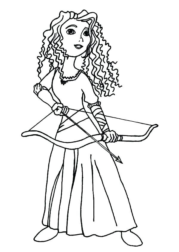 600x841 Coloring Page Bow And Arrow Bow And Arrow Coloring Pages Coloring
