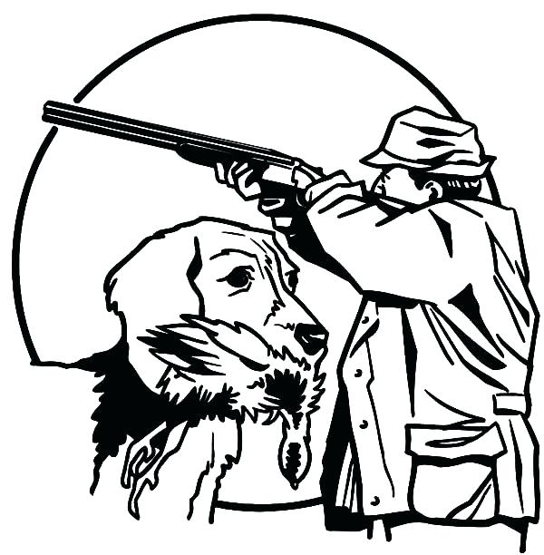 600x612 Deer Hunting Coloring Pages Hunting Coloring Pages Deer Hunting