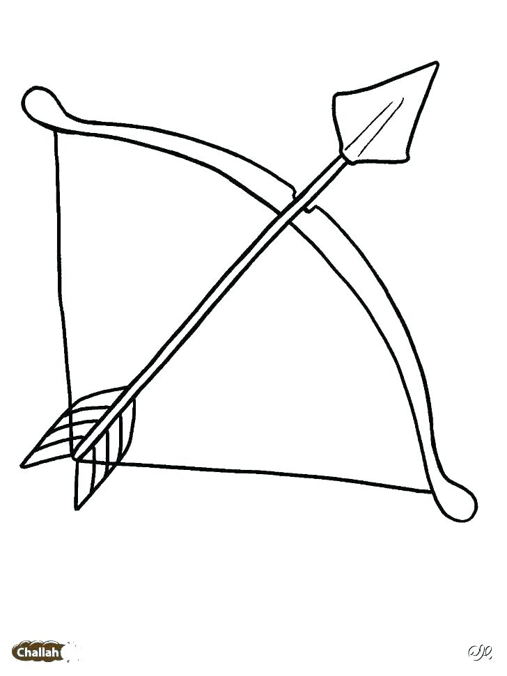 728x971 Bows Coloring Pages