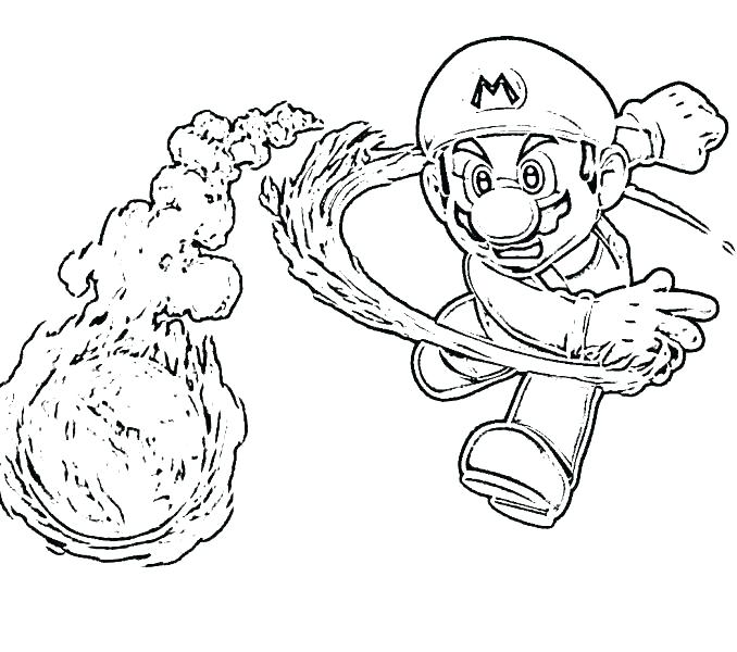 678x600 Bowser Coloring Pages Dry Coloring Pages Bowser Jr Colouring Pages