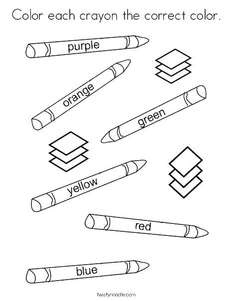 468x605 Box Coloring Page Crayon Coloring Page Cerulean Blue Crayon