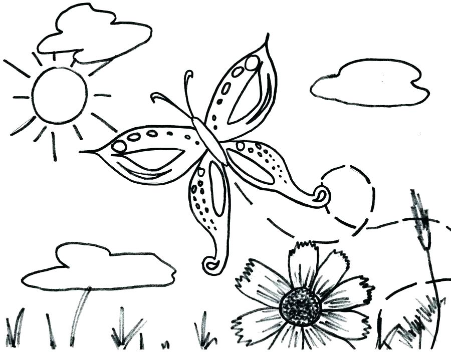 900x703 Box Coloring Page Crayons Coloring Page Crayon Coloring Pages