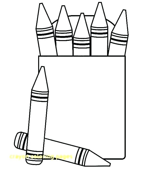 The best free Crayon coloring page images. Download from 344 ...
