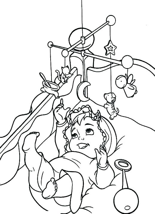 518x713 Lunch Box Coloring Page