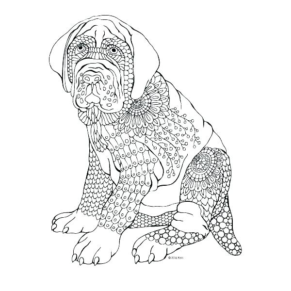 600x600 Boxer Dog Coloring Pages Printable Coloring Pages For Girls