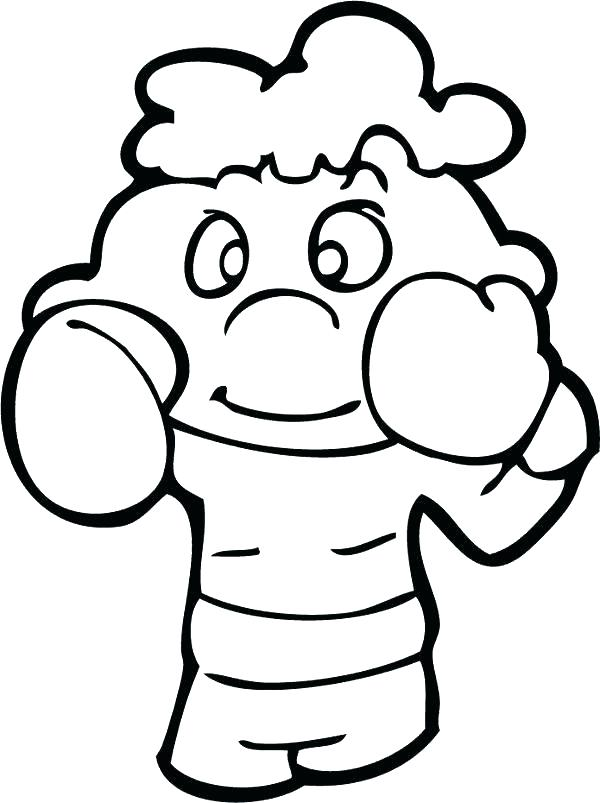 Boxing Gloves Coloring Pages at GetDrawings.com | Free for ...