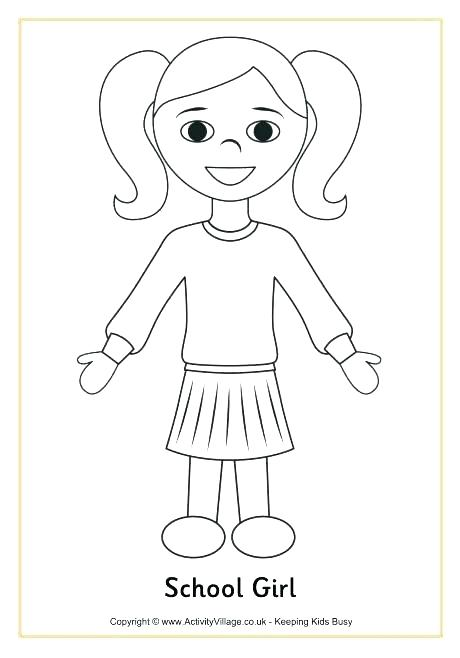 460x658 Boy And Girl Coloring Pages Plus Pretty Girl Coloring Pages Girl