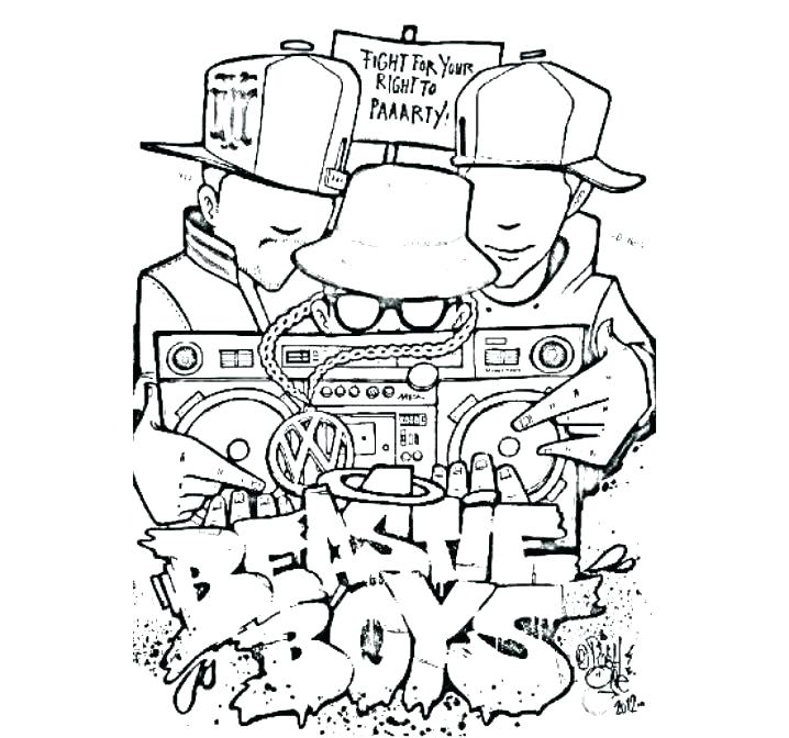 718x672 Hop Coloring Pages Hip Hop Coloring Pages On Pop Dance Sheets Hip