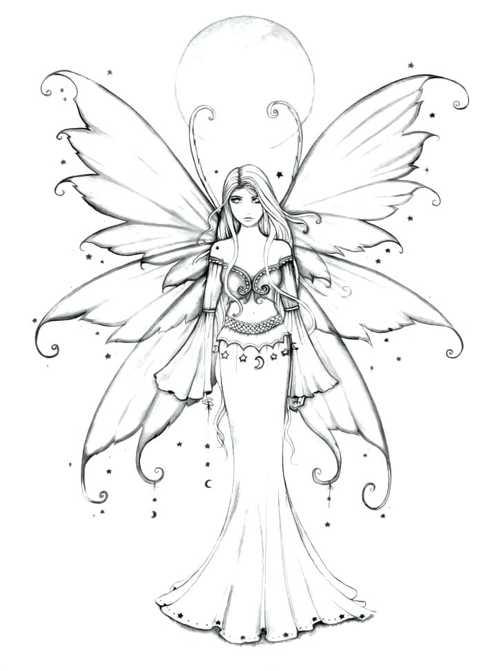 Boy Fairy Coloring Pages at GetDrawings.com | Free for personal use ...