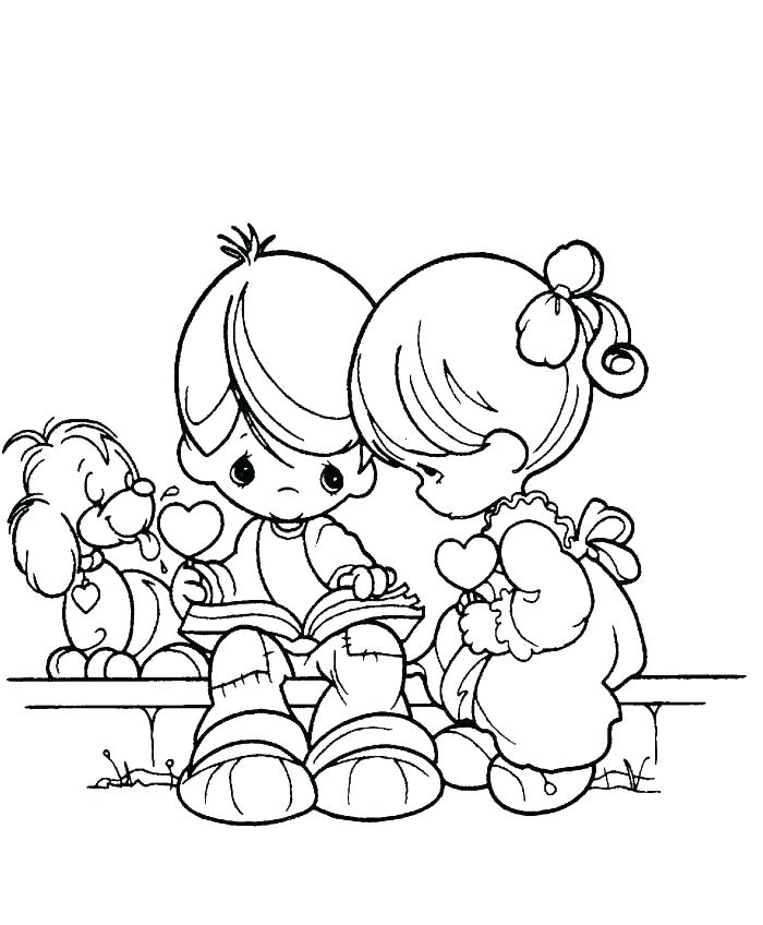 700x848 Coloring Pages For Boys And Girls Coloring Trend Thumbnail Size