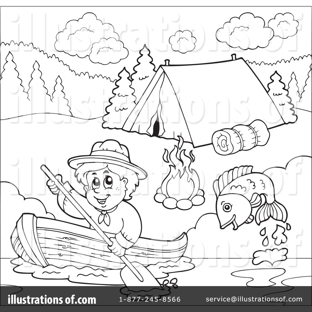 1024x1024 Boy Scout Coloring Pages Free Free