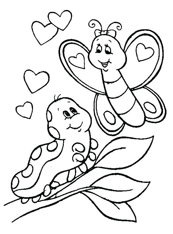 556x751 Valentine Color Page Free Coloring Pages Valentines Day