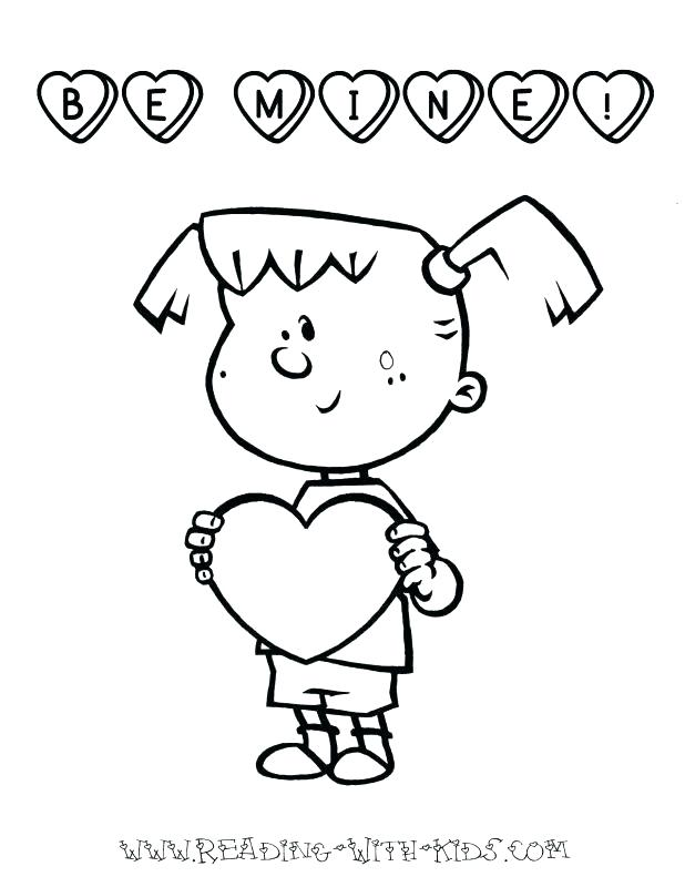 618x800 Free Christian Valentines Day Coloring Pages Coloring Collection