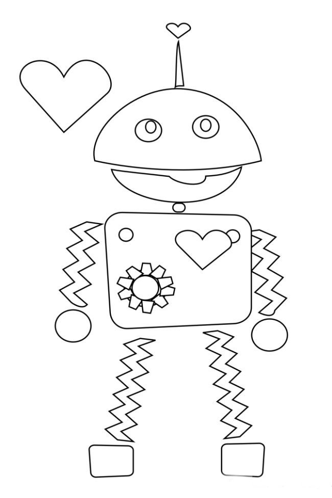 650x975 {non Mushy} Valentines Day Coloring Pages Kid Activities, Clip