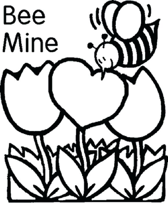 579x700 Valentine Coloring Pages Valentines Day Coloring Pages