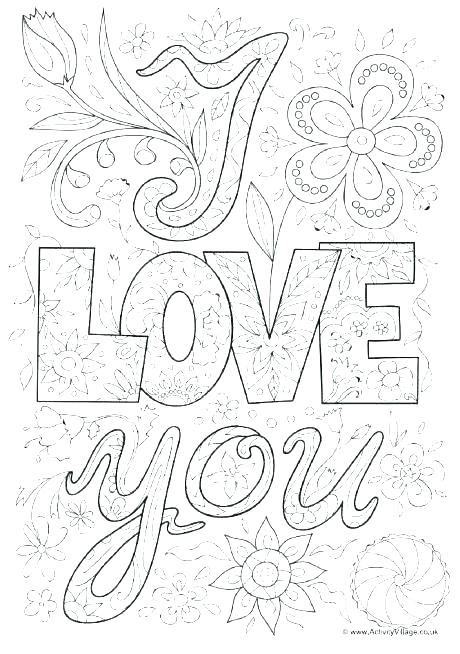 460x654 Love Coloring Pages Bible Kids Coloring I Love My Boyfriend