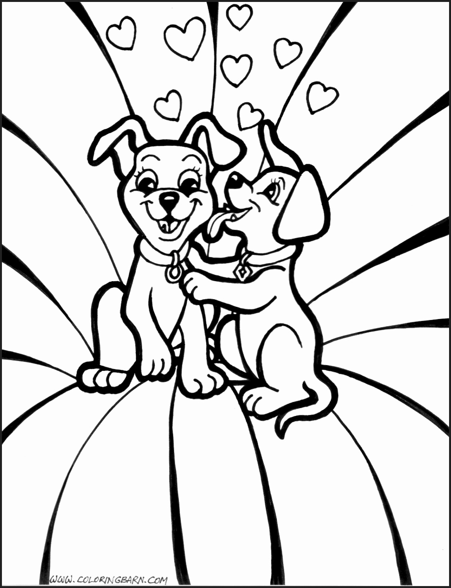 930x1213 Puppies Coloring Pages To Print