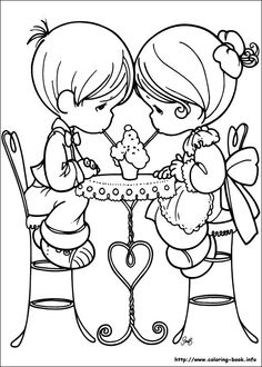 Boyfriend And Girlfriend Coloring Pages At Getdrawings Free Download