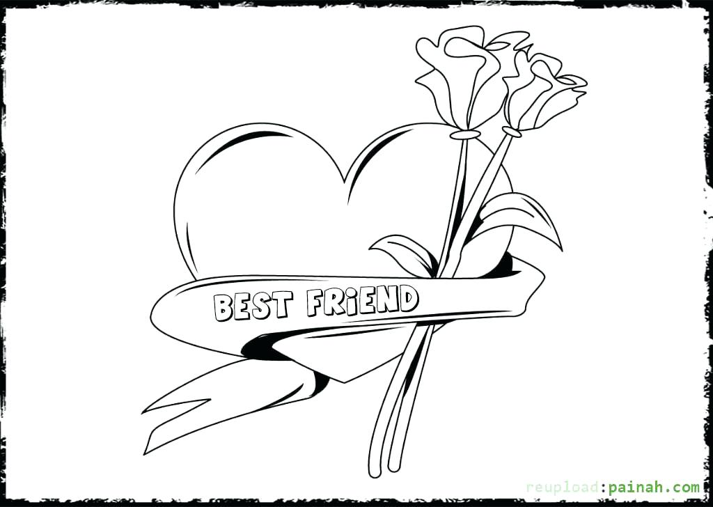 1024x728 Friend Coloring Pages Coloring Pages Of And Friends And Friend