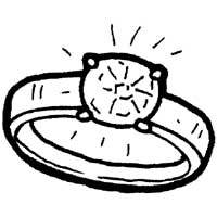 200x200 Jewelry Coloring Pages Surfnetkids