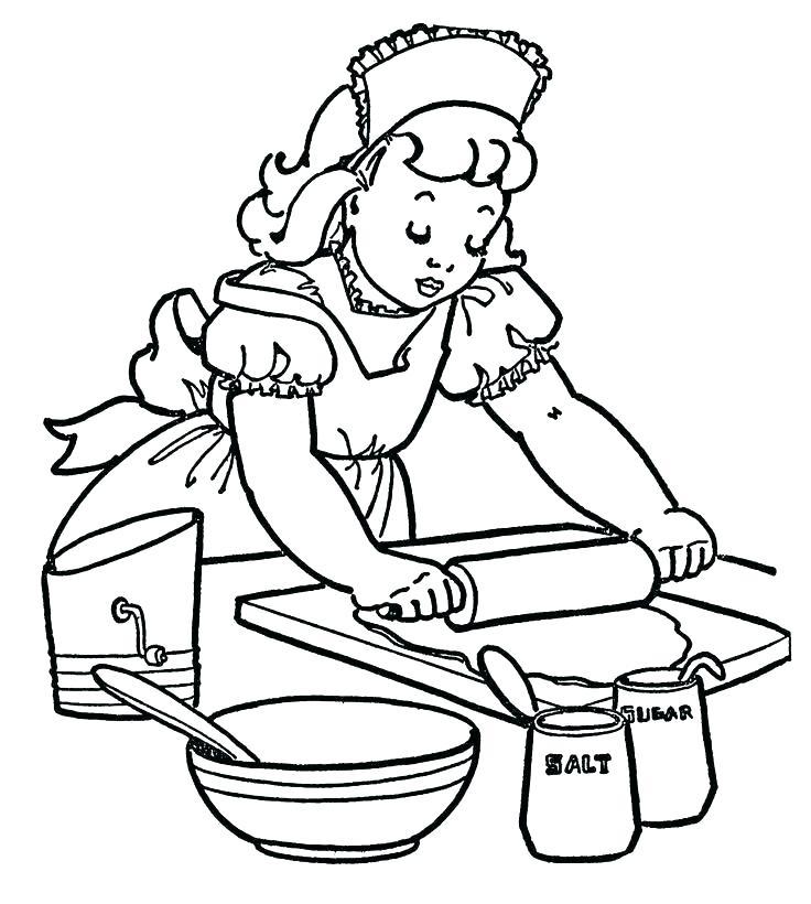 736x820 Bakery Coloring Pages Bakery Coloring Pages Bakery Coloring Pages