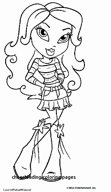 379x655 Cheerleading Coloring Pages Boy Bratz Coloring Pages