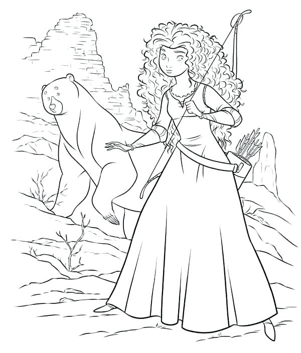 600x704 Great Brave Coloring Pages Print Printable Me Great Brave Coloring