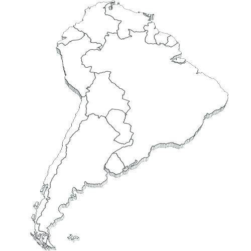 500x500 Brazil Flag Coloring Page View Larger Flag Coloring Pages