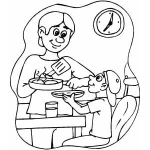 300x300 Coloring Page
