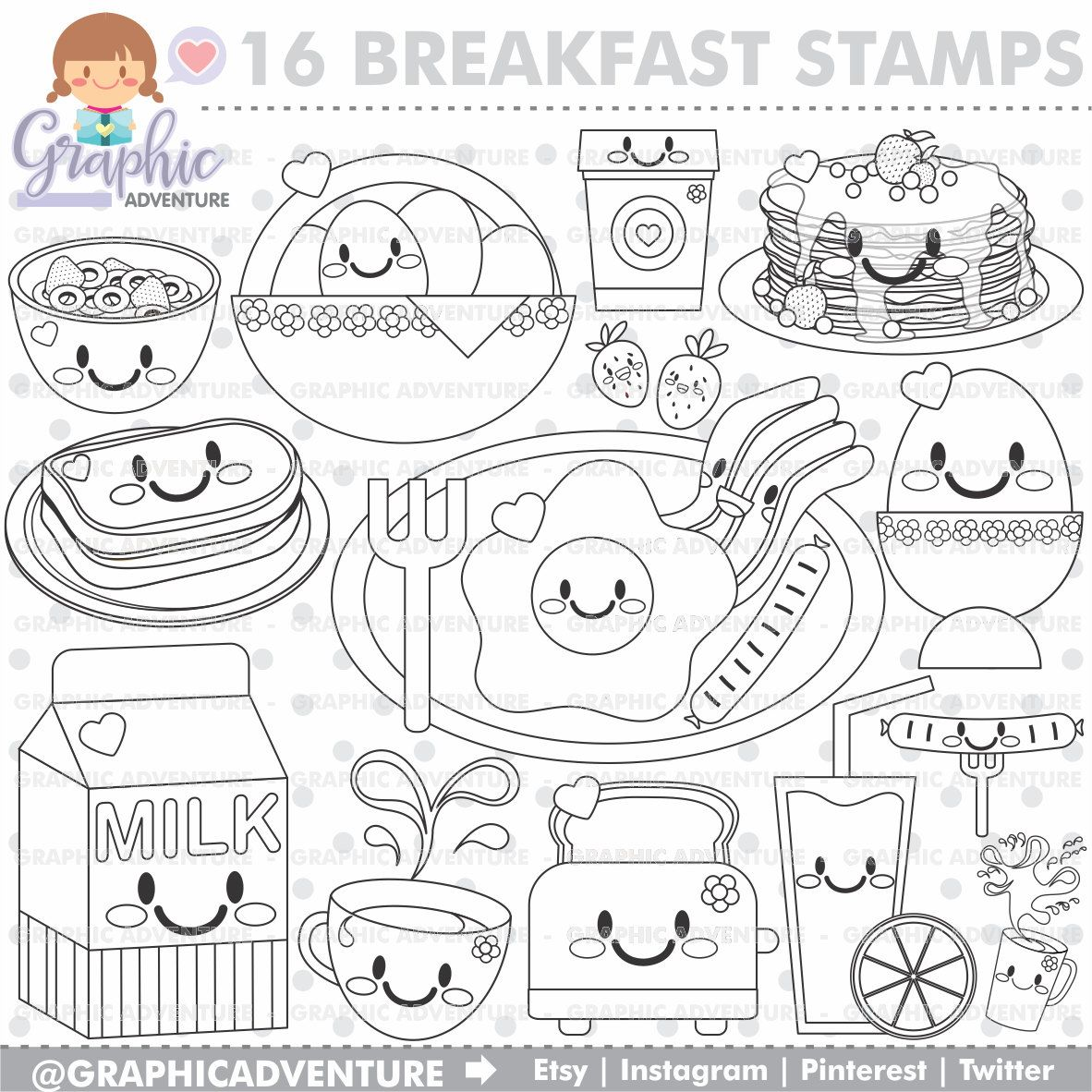 1182x1182 Breakfast Coloring Pages Best Coloring Book For Free Downloads