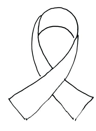 318x432 Cancer Coloring Pages Breast Cancer Coloring Book Cancer Ribbon