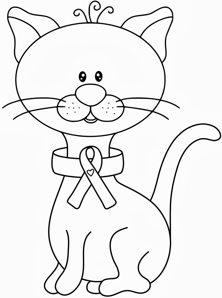 741x995 Trendy Inspiration Ideas Breast Cancer Awareness Coloring Pages