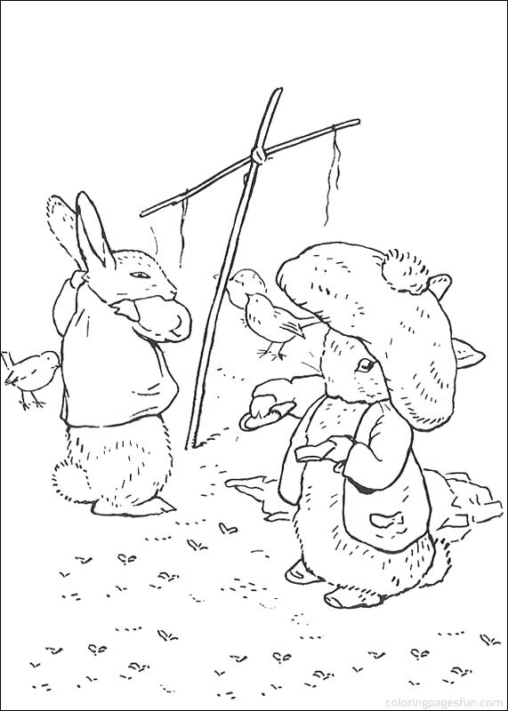 571x800 Captivating Free Rabbit Coloring Pages Rabbit Coloring Pages