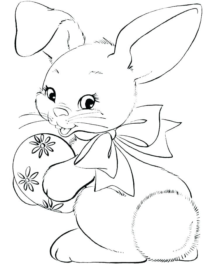 736x901 Rabbit Coloring Page Rabbit Coloring Picture Roger Rabbit Coloring