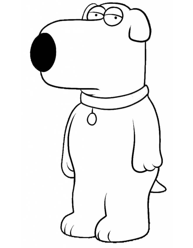 660x847 Lois Griffin Coloring Pages