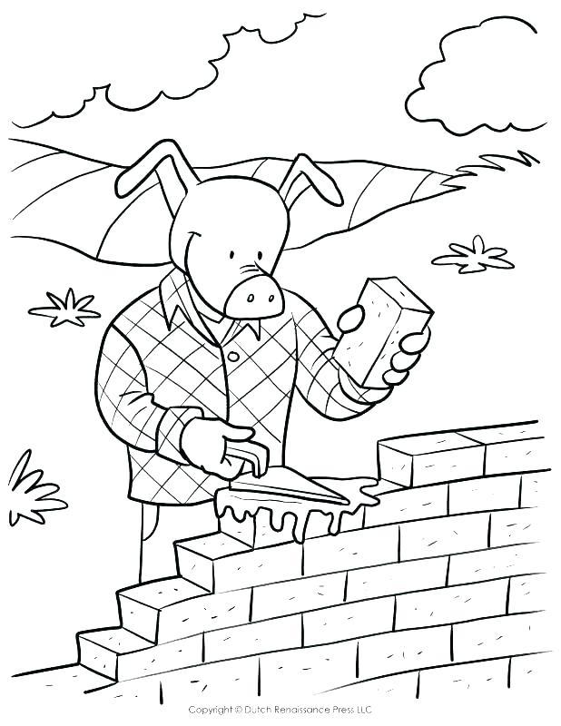 sick bricks coloring pages - photo#42