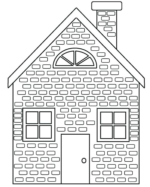 600x746 Brick Coloring Page Project Block Coloring Pages Or Brick Coloring