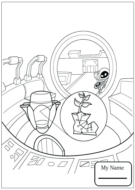 578x810 Wall E Coloring Page Wall E Colori Page Wall E Book Wall E Pages
