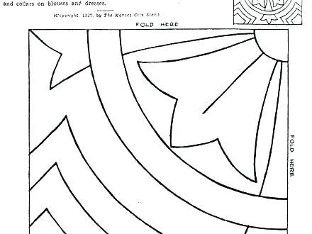 440x330 Brick Coloring Page