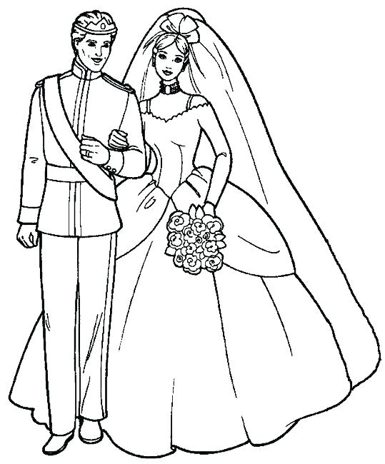 539x650 Wedding Coloring Pages Wedding Coloring Book For Kids Together