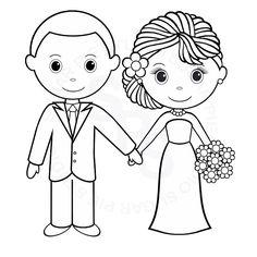 236x236 Free Printable Wedding Coloring Pages Free Printable Wedding