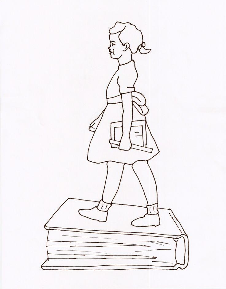 736x940 Ruby Bridges Coloring Page Ruby Bridges Coloring Page Ru Bridges