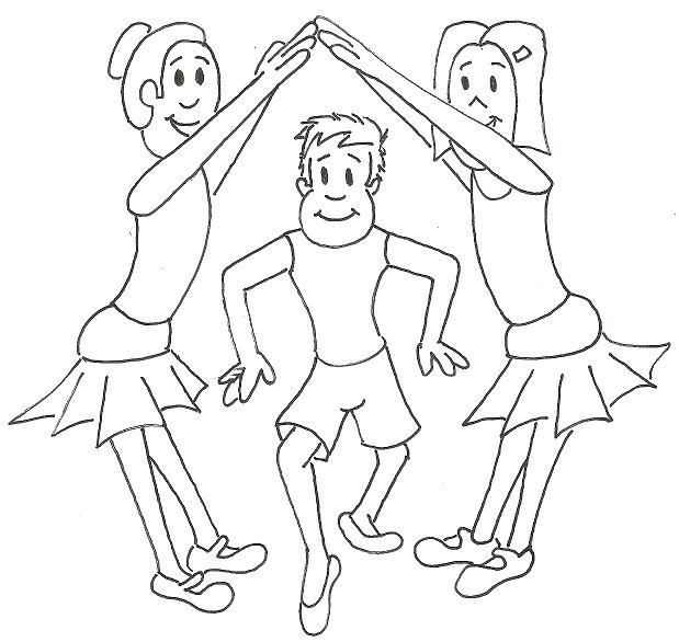 619x586 Coloring Books For Dance Ballet Coloring Books Tap Coloring Books